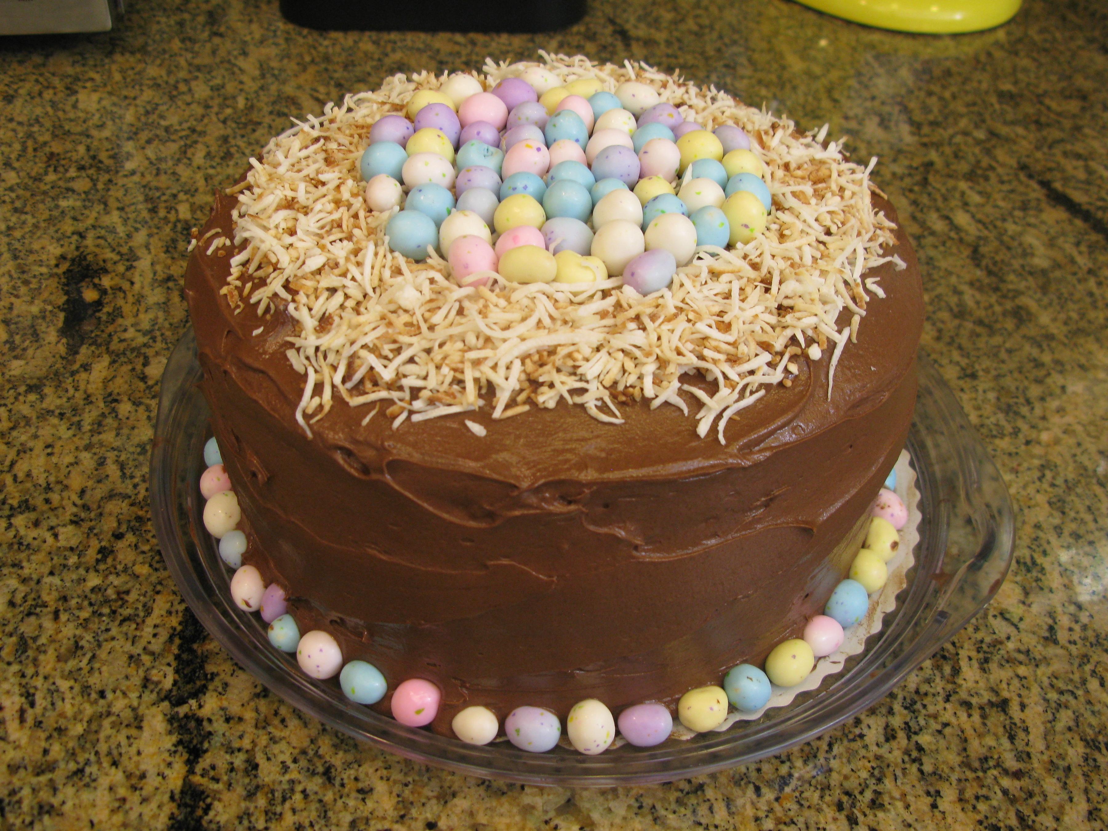 Recipe: Suzanne's Chocolate Cake Recipe