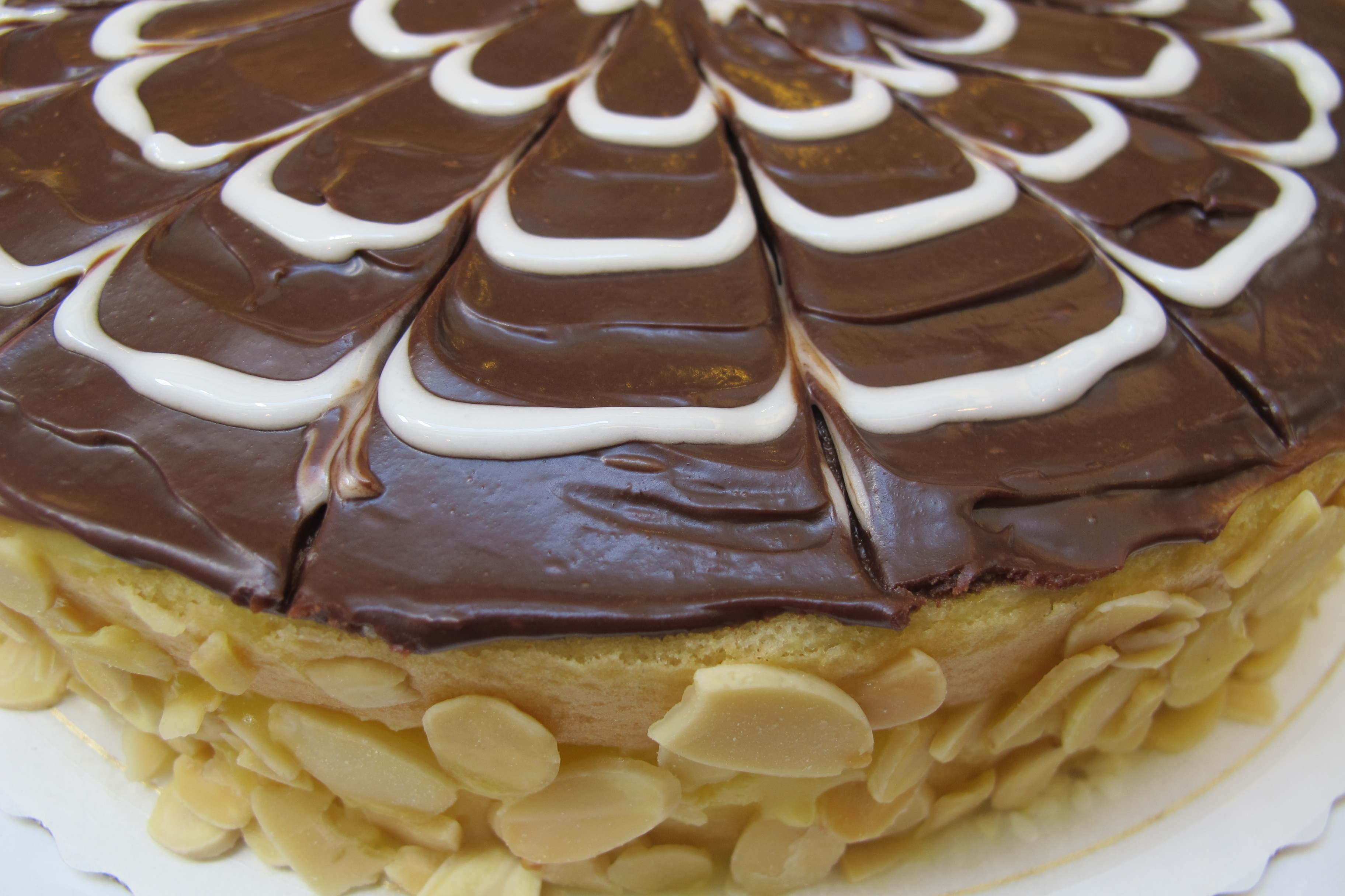 Boston Cream Pie (Updated) |