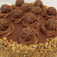 5-Layer Ferrero Rocher Nutella Dream Cake